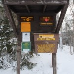 Trailhead Register