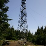 Wakely Mountain Fire Tower
