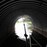 Essex Chain Lakes Culvert Inside