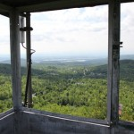 Belfry Mountain Fire Tower - Endless View