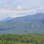 Belfry Mountain Fire Tower - Gaint Mounting with Whiteface