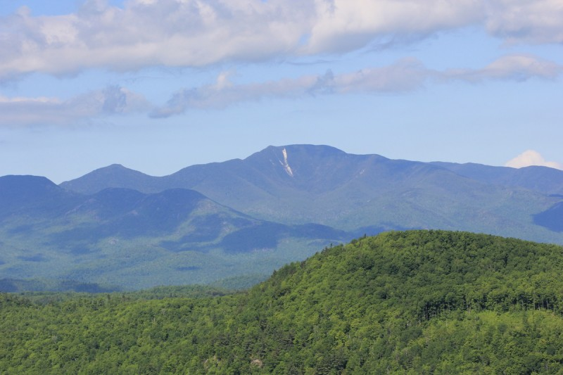 Belfry Mountain Fire Tower - Giant Mountain