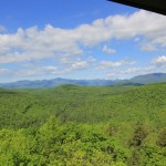 Belfry Mountain Fire Tower - High Peaks