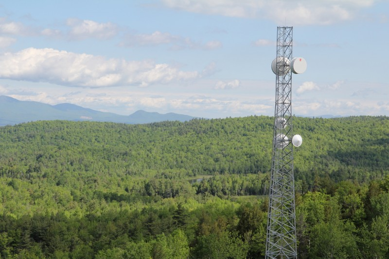 Belfry Mountain Fire Tower - Private Tower