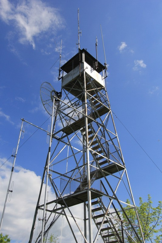Belfry Mountain Fire Tower
