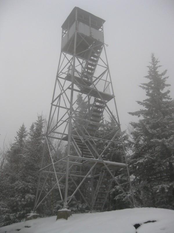 Owl's Head Fire Tower