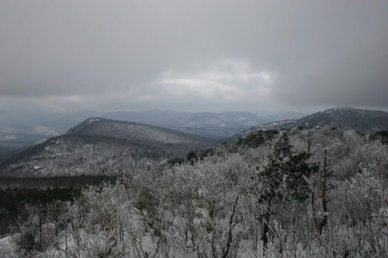 Poke-O-Moonshine Winter View