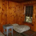 Observer Cabin Bedroom