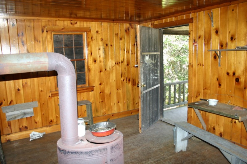 Observer Cabin Entryway