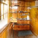 Observer Cabin Kitchen (poor photo stitching!)