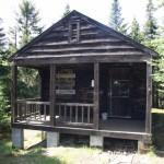 Observer Cabin Porch