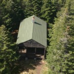 Observer Cabin from Tower