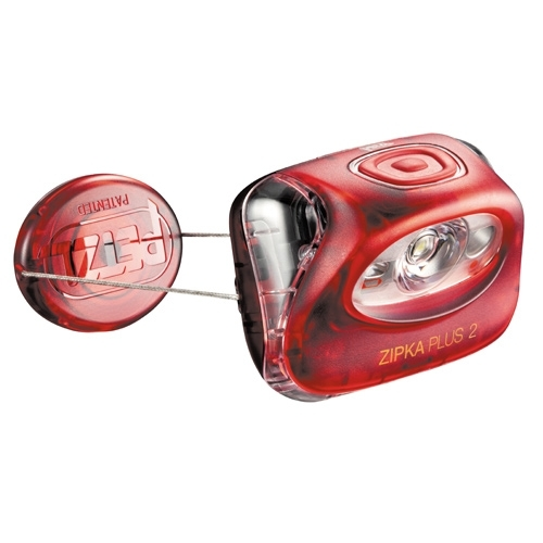 Petzl Zipka Plus Headlamp