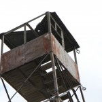 Hurricane Mountain Fire Tower Cab