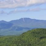 Belfry Mountain Fire Tower - Giant Mountain