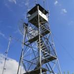 Belfry Mountain Fire Tower